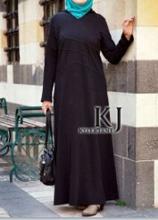 traditional turkish clothing Muslim Long Sleeve Maxi Dress Knitting Islam Kaftans for Women Dubai Abaya KJ-WAB3003(China)