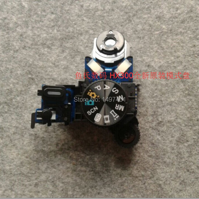 New Original shutter button group/Function turntable Repair Parts for Sony DMC-HX300;HX300V Digital camera<br><br>Aliexpress