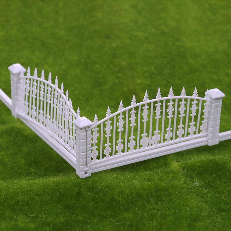 Гаджет  DIY sand table building model decoration  fence garden railing  No.13 1: 100   None Строительство и Недвижимость
