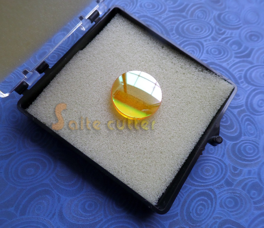 CVD ZnSe Focal Lens for CO2 Laser Cutting Engraving Machine Dia 20mm FL: 50.8mm(China (Mainland))