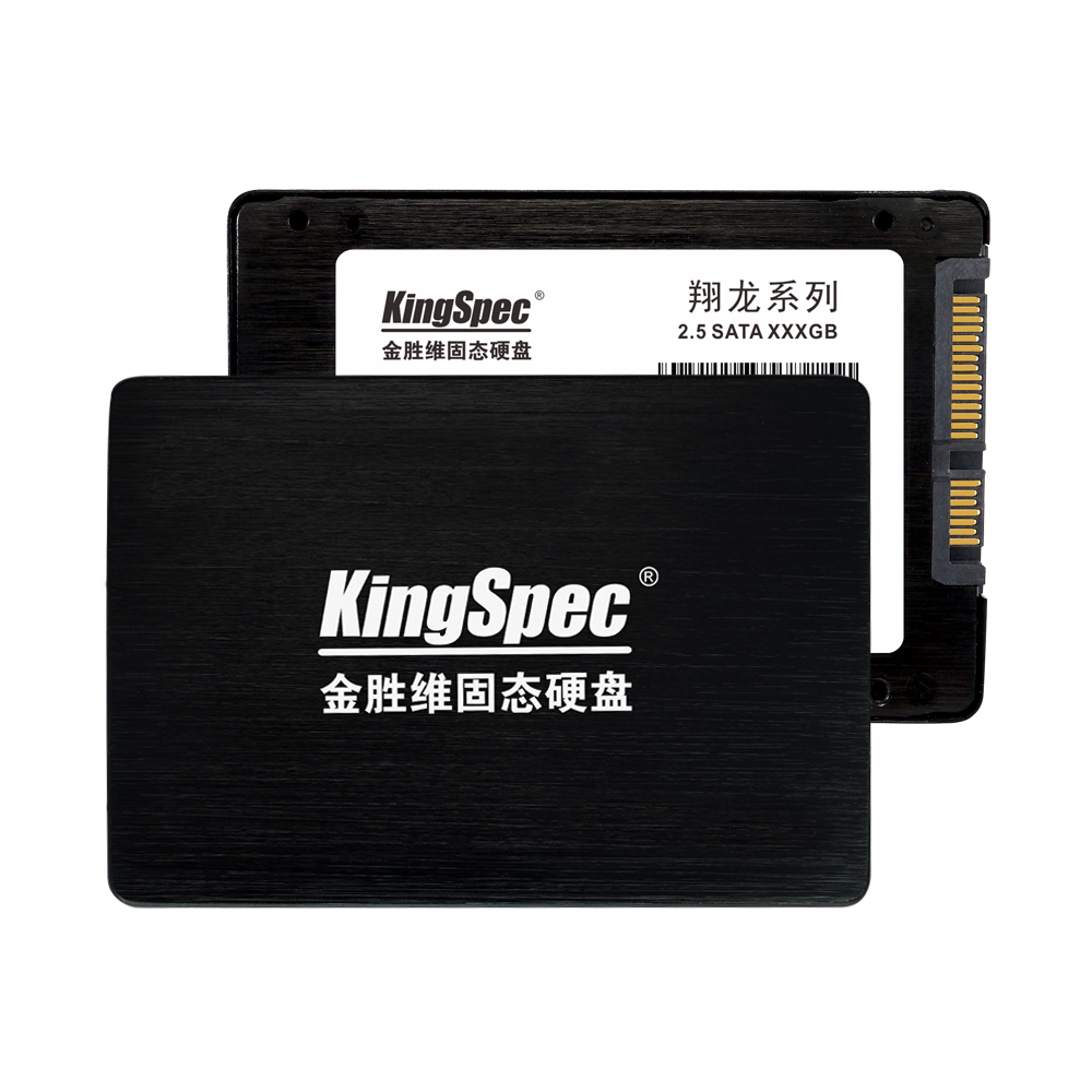 Brand new Kingspec metal 2.5inch SSD SATAIII MLC internal 1TB with Cache 1GB Solid State Drive for desktop/laptop Free shipping(China (Mainland))