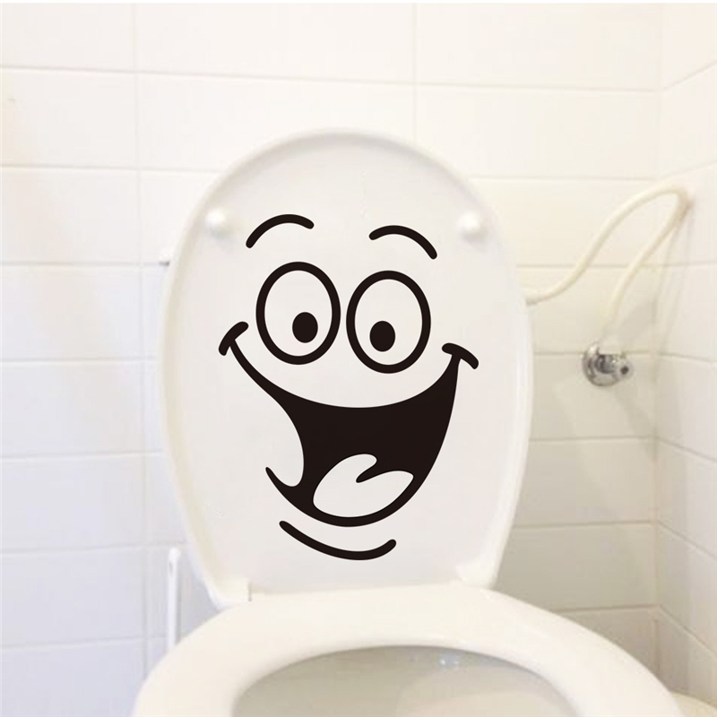 big mouth toilet stickers wall decorations 342 diy vinyl
