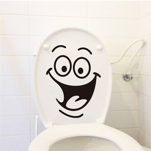 big mouth toilet stickers wall decorations 342. diy vinyl adesivos de paredes home decal mual art waterproof posters paper 7.0(China (Mainland))