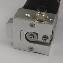 Free shipping 3D printer accessories DIY reprap bulldog Full Metal remote / proximity extruder kit