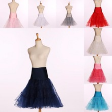 Colorful Black Royal Blue Pink Many Color Tutu Skirt Petticoat Match The Skirt Free Shipping Women Accessory Cheap Under Skirt