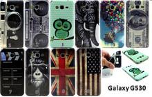 Чехол для Samsung Galaxy премьер-страусовых G530 G530H обложки симпатичные сова мягкая туп мобильный телефон чехол защитная крышка бесплатная доставка