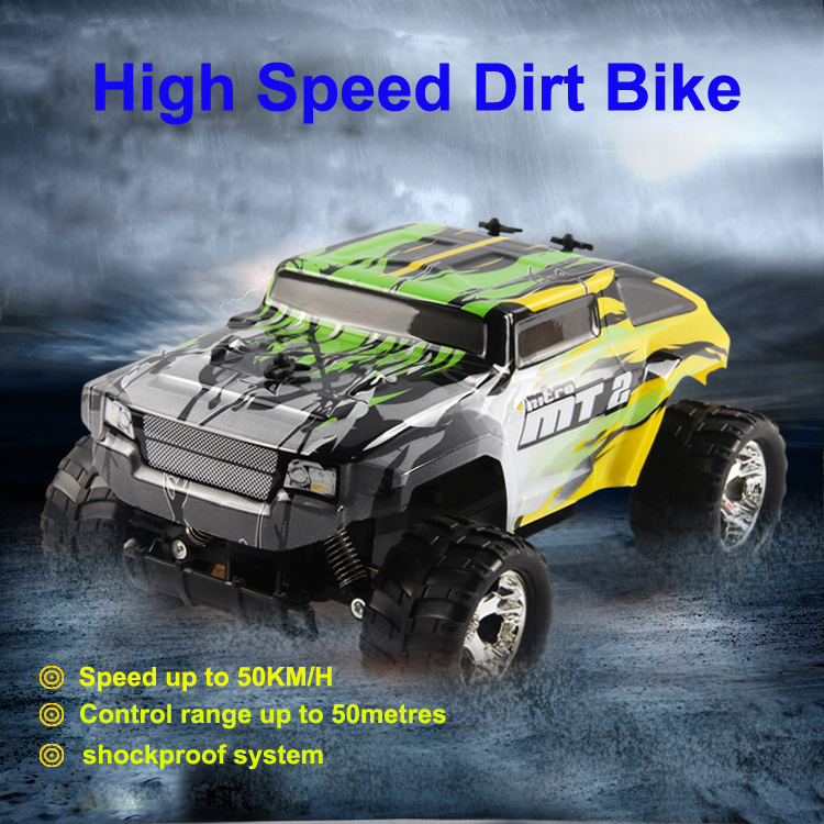 757-915 RC Cars High Speed Radio Control Dirt Bike with Shockproof System Mini Rc car free shipping