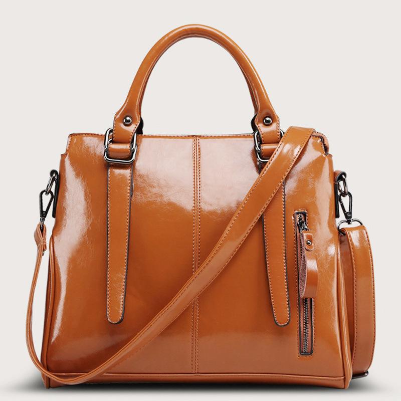 2016 leather Shoulder Crossbody Bags woman bags fashion handbag bolsos carteras mujer marca orange designer handbag high quality