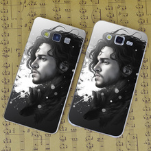Buy B1975 Jon Snow Game Throne Transparent PC Hard Case Cover Samsung Galaxy J 3 5 7 3 5 7 8 9 2016 GRAND 2 PRIME for $1.50 in AliExpress store