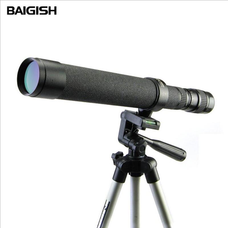 outdoor Tourism for tripod monoculars camping Bird Watching hunting binoculars  24x40 Continuous zoom glasses binoculars