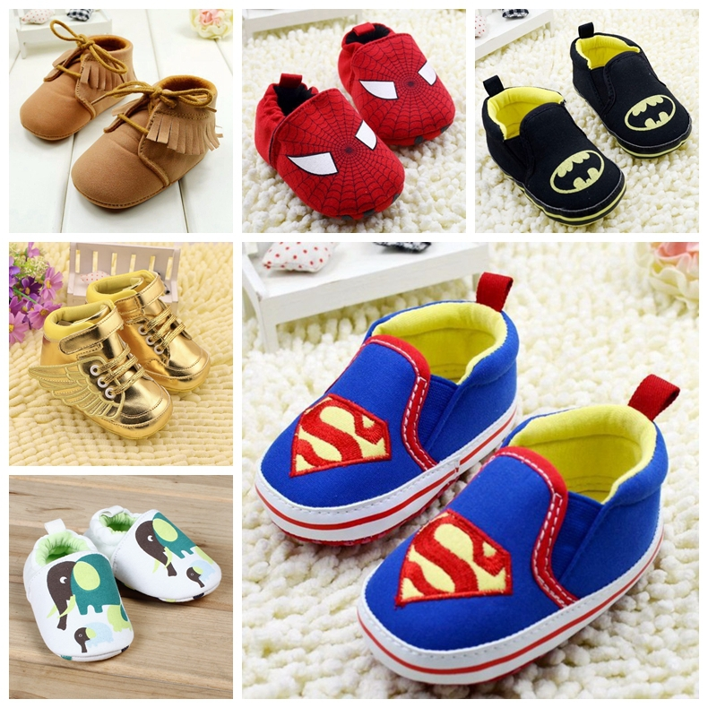 2015 New Casual Baby Shoes,Baby Boys First Walker Baby Girls Fashion Toddler Shoes Suit for 0-18M Mutli-Color bebe sapatos r243(China (Mainland))