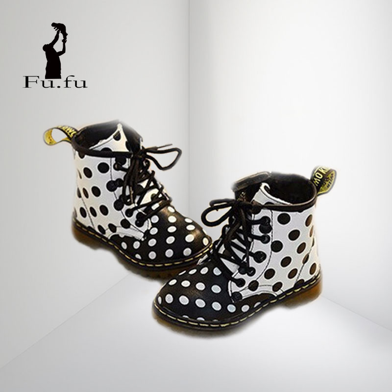2015 autumn martin boots korean children soft bottom non