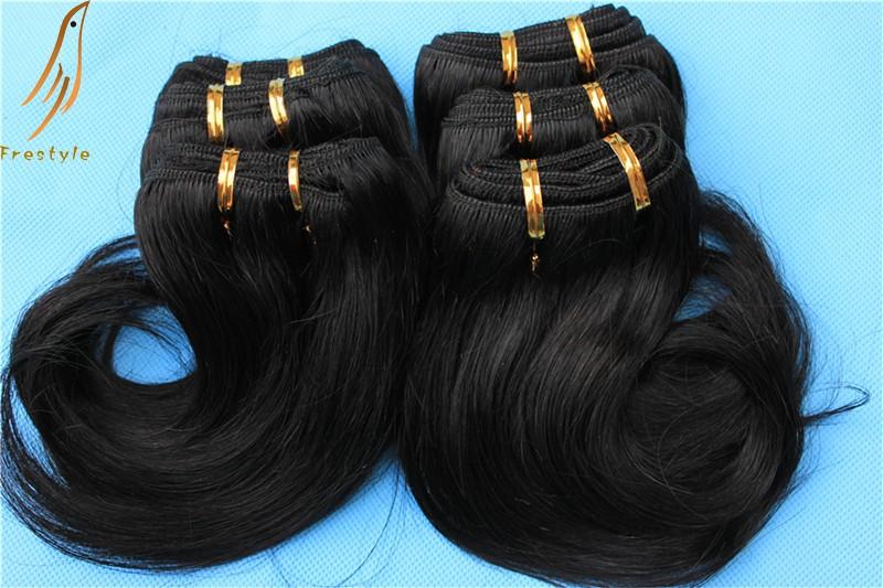 100 bundles brazilian hair wholesale cabelo humano short hair cut for wavy human remy natural hair extension,30gram/piece 3kilos