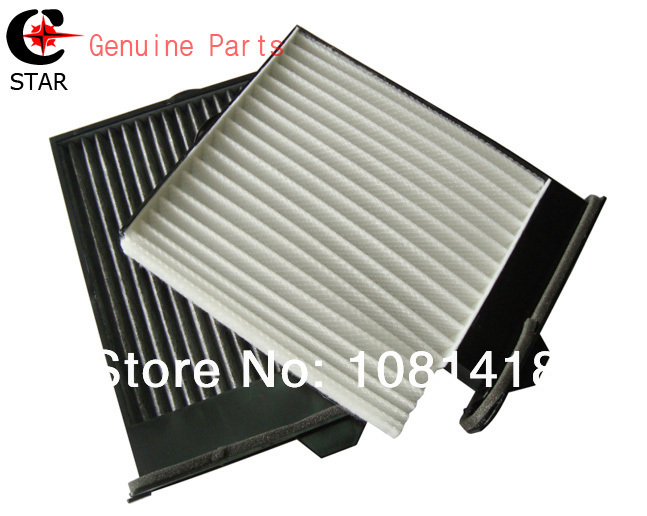 Free Shiping- ASPIRE Brand Pollen/ Cabin Filter 27891-EL00A ED50A-A129 for Nissan Tiida /NV200/ Livina size: 238*169*20 mm(China (Mainland))