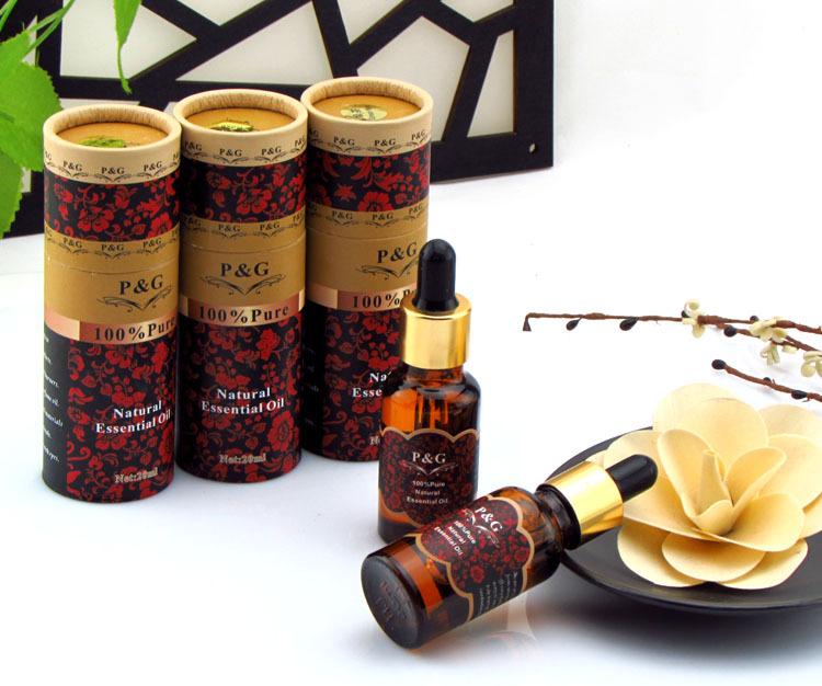 20 ml de Chá Verde Lavanda Rose Lily Jasmin Violeta Aromaterapia Pure & Natural Óleos Essenciais de Limão