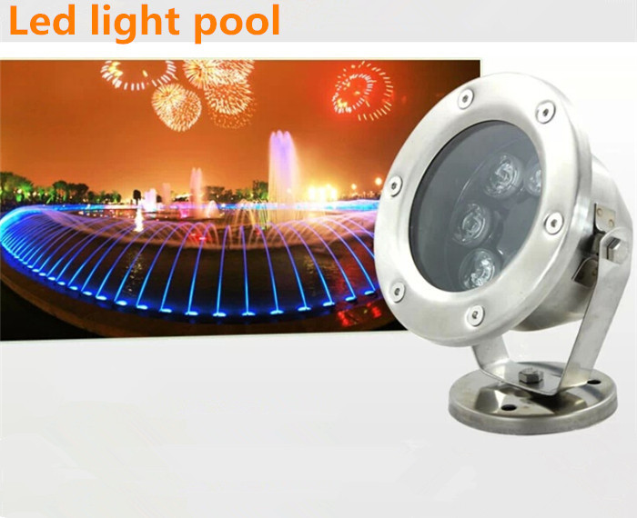 Compra sumergibles luces de la piscina online al por mayor for Luces led piscina