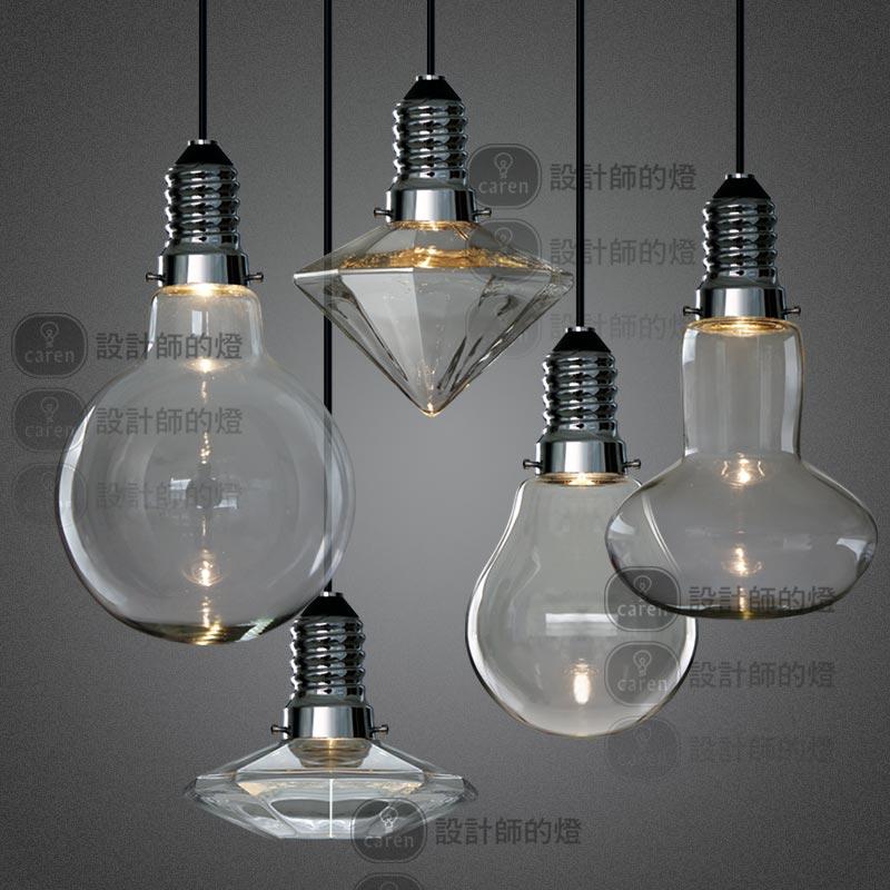 Aliexpress.com : Buy LED 3W Modern Creative Glass Pendant