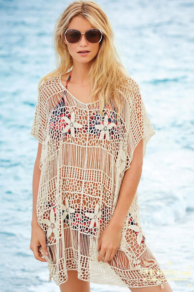 Boho Beach Hut has a Great Selection of Crochet, Lace and Sexy Bikini Cover ups, Summer Beach Dresses and Boho Chic Summer Dresses. Newest looks .