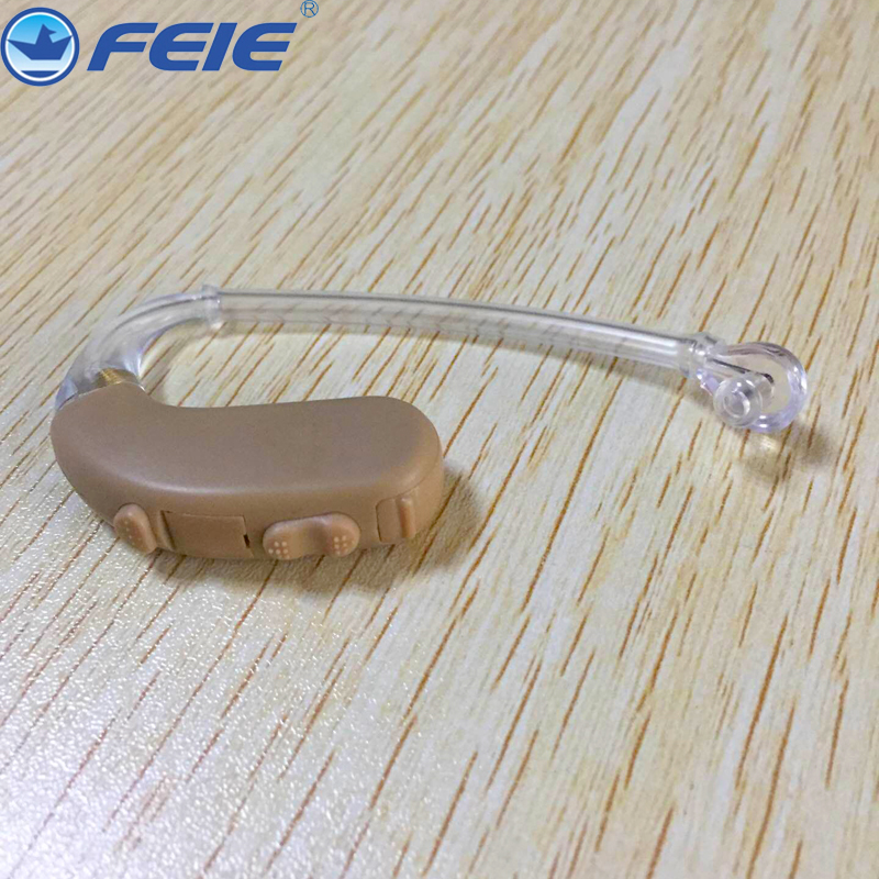 old people hearing aid earphone sound clear amplifier hearing aids mini in the ear for hearing loss person S-303