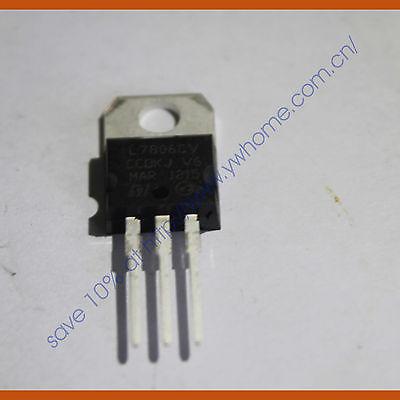 NEW 10 x  L7806  LM7806 7806 Voltage Regulator +6V 1.5A