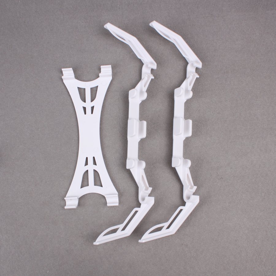 Sunnylife Heightened Landing Gear Stabilizers Landing Skid + Gimbal Camera Guard Protection Board for DJI Phantom 4PRO/ 4PRO+(China (Mainland))