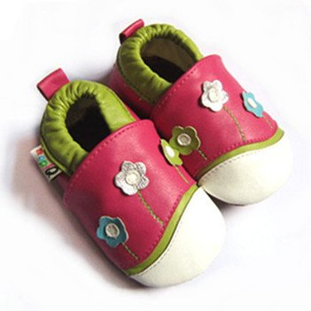 soft sole leather baby shoes cut chilren roddler baby shoes(China (Mainland))