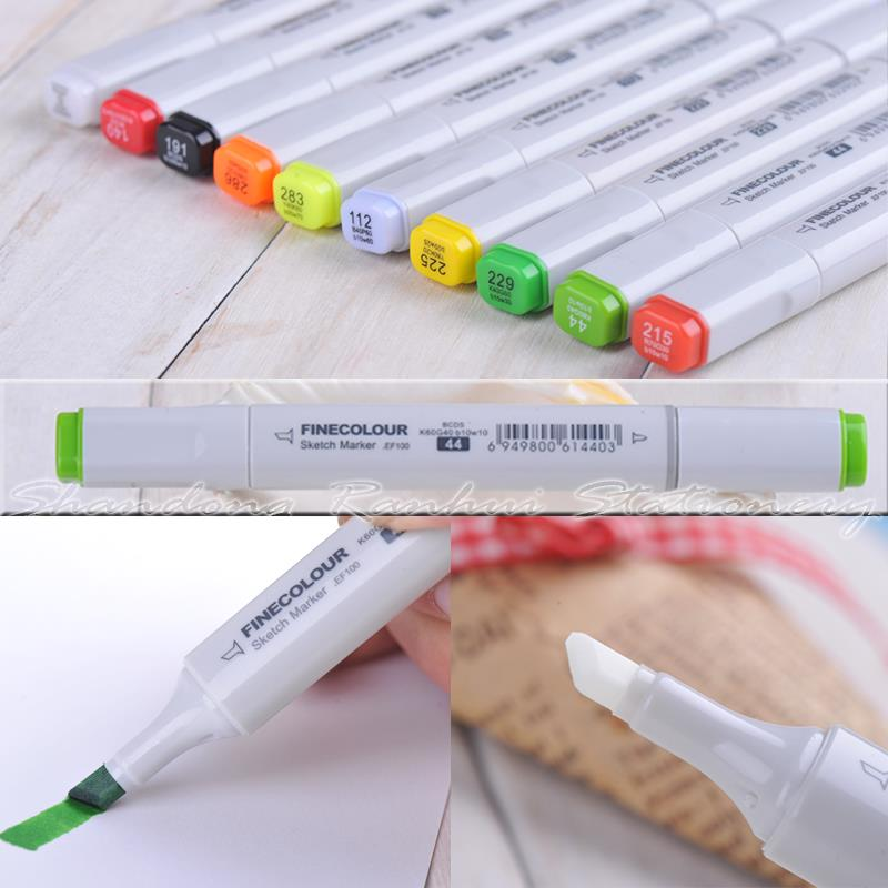 36 P Colors self-selection set Finecolour-One Marker Pen commonly used Sketch marker copic markers<br><br>Aliexpress