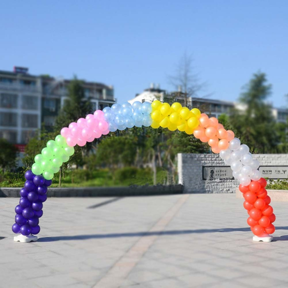 50Pcs Decorative Decor Balloon Arch Folder Convenient Clip Multiple Accessories party supply free shipping