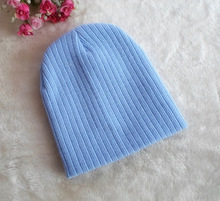 2015 New Candy Color Children Hat Thread Baby Hat In Winter Beanie Hat Beanies for Girls & Boys Crochet Beanie Baby Hats (China (Mainland))