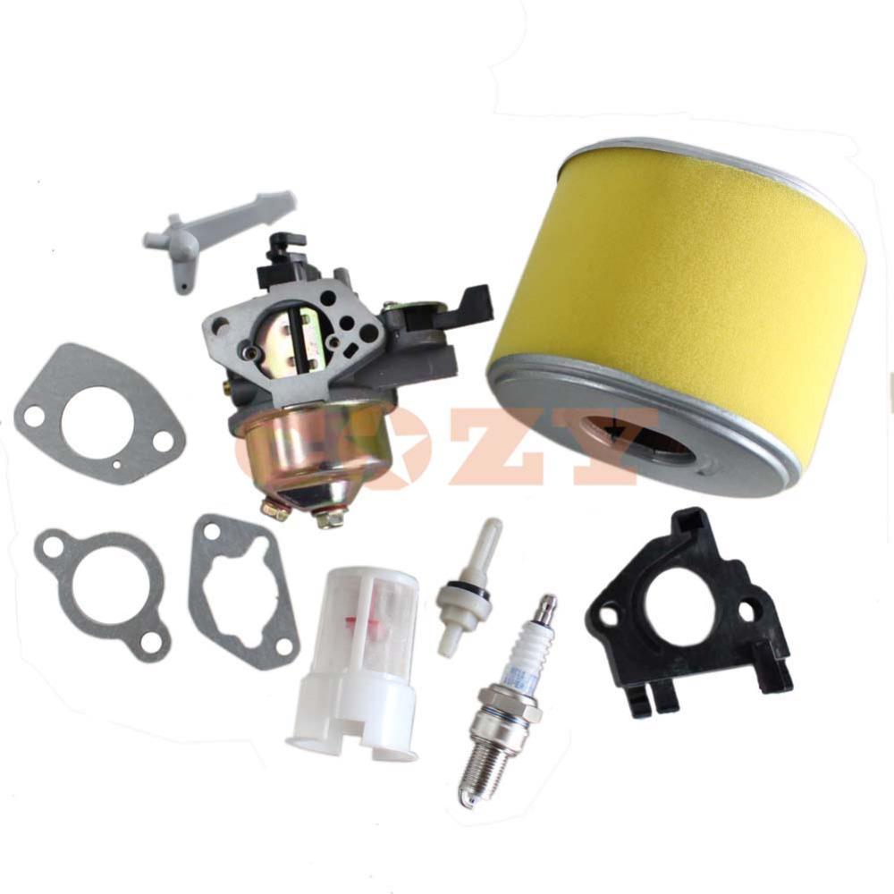 new carburetor   air filter   fuel joint spark plug for