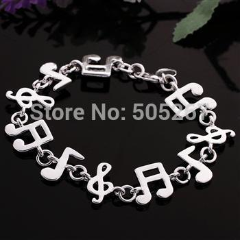 H242 // Factory Price fashion Bracelets Chain, 925 jewelry silver plated Bangle Bracelet, New Big promotion - lisa Sell hot store