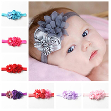 Buy New Arrival Headbands Rose Headwear Girls Hair Rope Toddler Hairband Child Prop Kids Hairband Baby Hair Accesories Free for $1.25 in AliExpress store