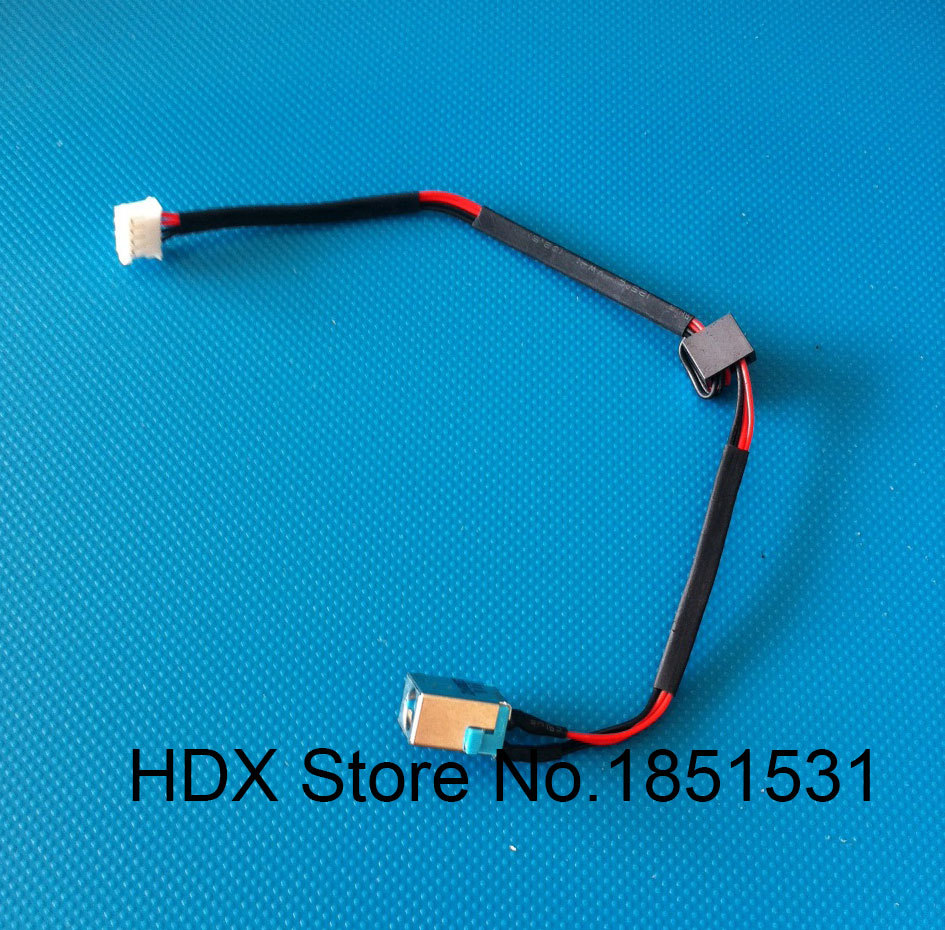 dc power jack cable plug in socket wire harness