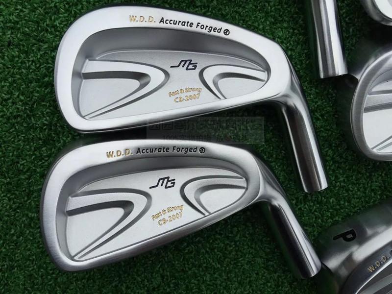 Authentic golf MIURA CB-2007 iron head 4-P(China (Mainland))