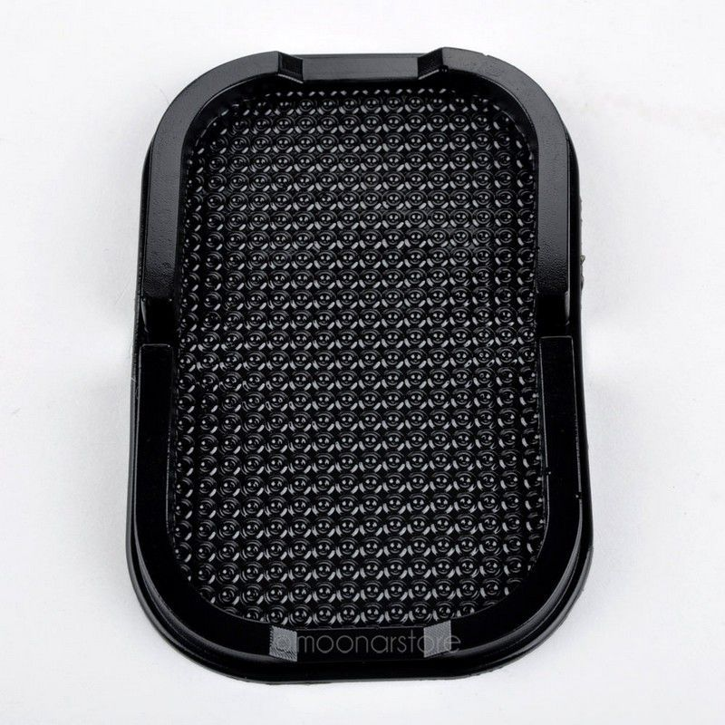 Phone Anti-Slip in Car Plastic Mobilephone antiskid mat Practical in Cheap PHM067*20(China (Mainland))