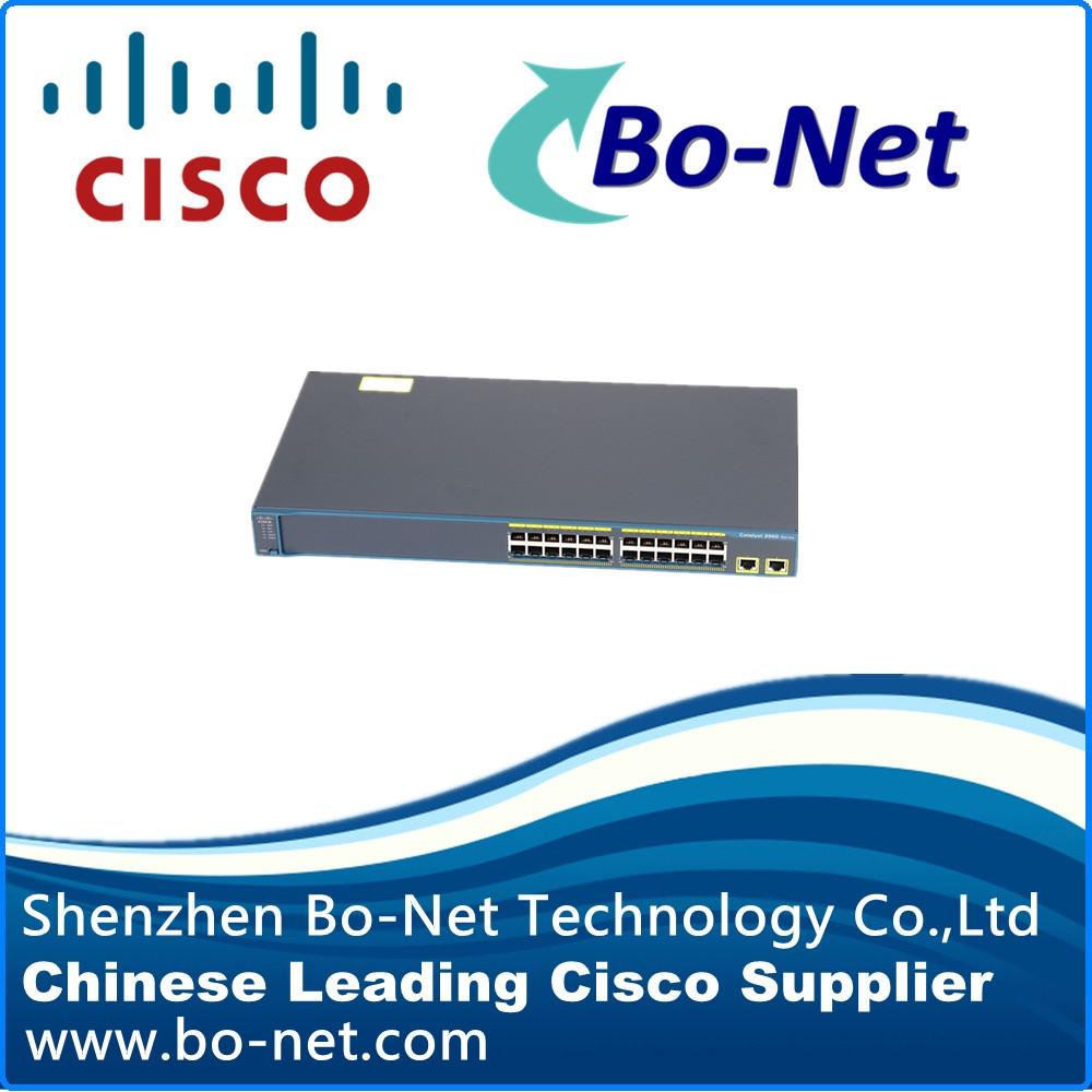 100% origianl CISCO WS-C2960-24TT-L switch(China (Mainland))