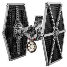 Новый галстук с изображением звезд-бойцов из «Звездных Войн», «подъем Скайуокера» со строительными блоками, lepinblock StarWars 75257, игрушки для дете...(Китай)