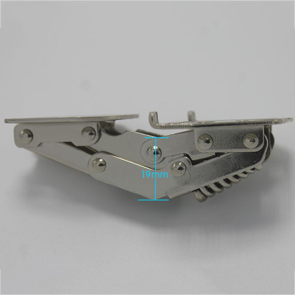 RV or Marine Cabinet Door Hinge Spring Loaded Support Strut, Motorhome Overhead Cabinet Hinge