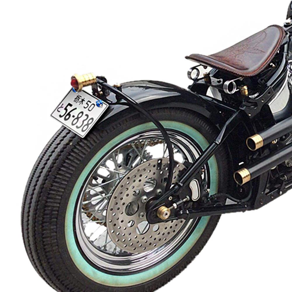Universal Car Motorcycle Japanese License Plate Aluminum ...