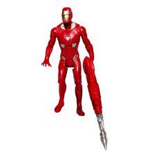 Figura de ação Vingadores Marvel infinito guerra Filme Anime Super Heros Capitão América homem De Ferro hulk thor Spiderman Coleção Brinquedos(China)