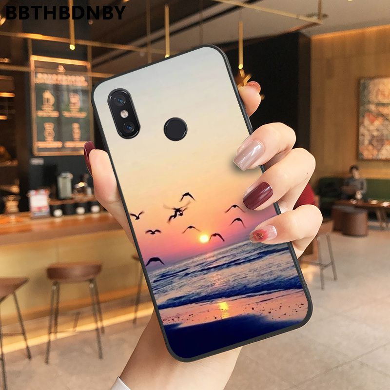 For xiaomi 9 Protective Back Cover