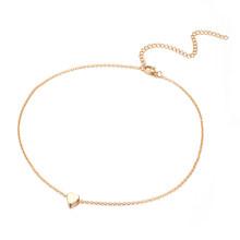 2019 nouveau multi-couche cristal lune pendentif collier dames rétro charme collier collier fête bijoux accessoires(China)