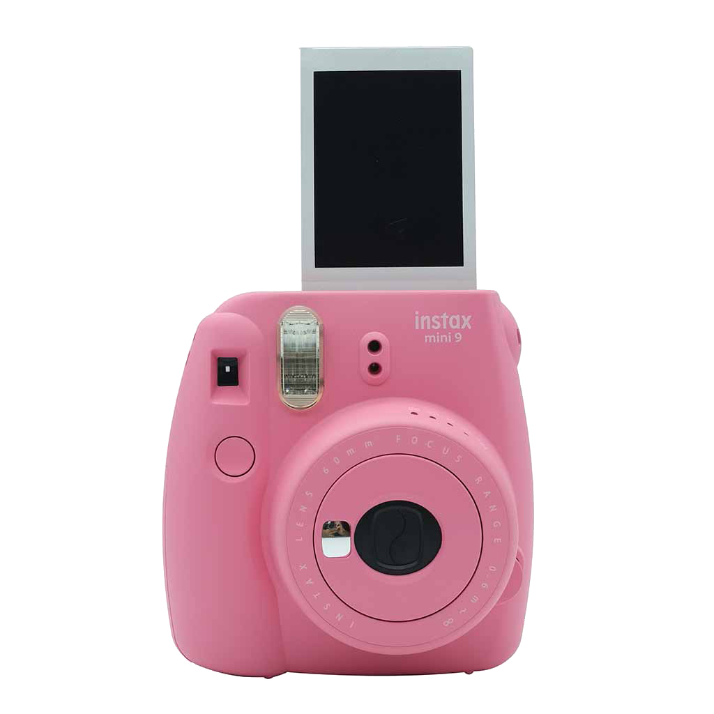 For Fujifilm INSTAX Mini 9 Instant Camera Film Gift Bundle  pink
