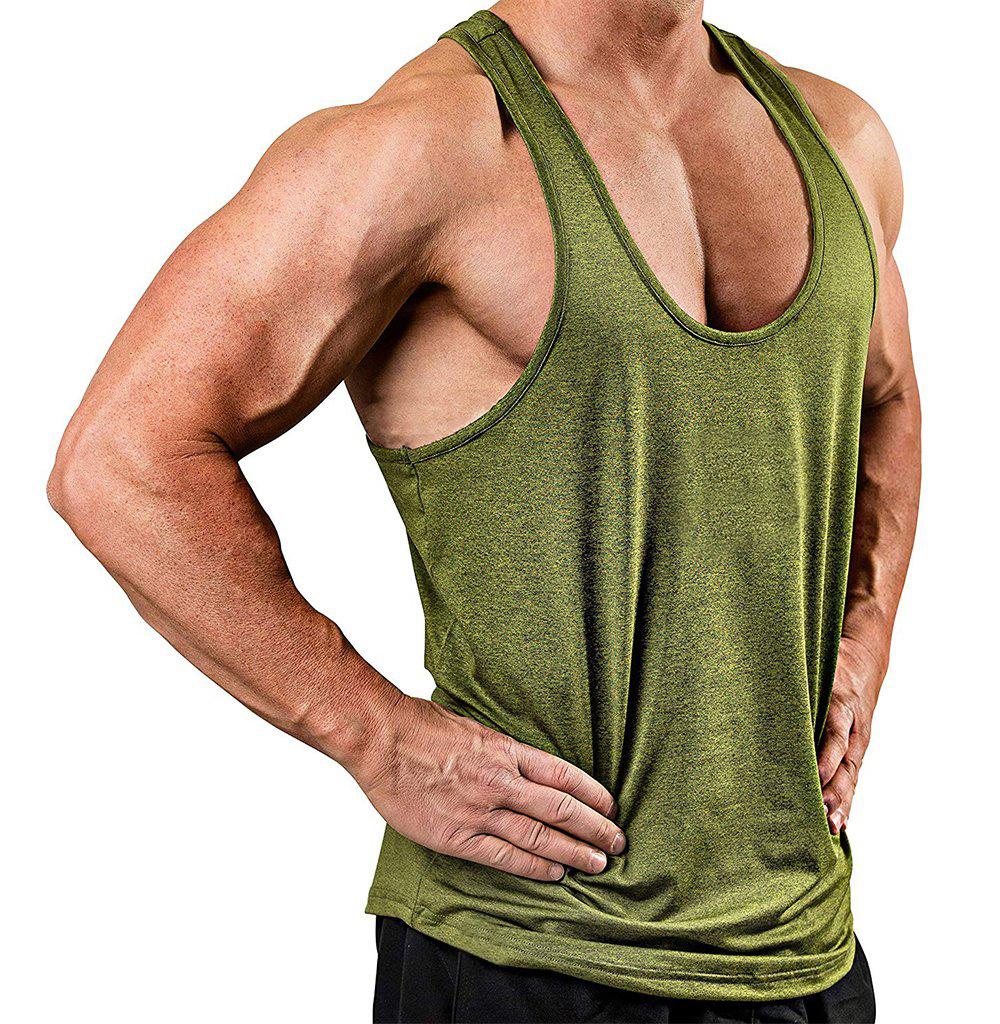 Tallas S-4XL Tank Top Chaleco de Entrenamiento sin Mangas para Hombre Entrenamiento ROCK-IT Apparel/® Fitness Jogging Sudadera