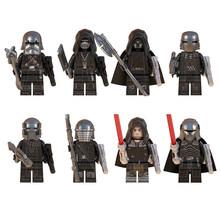 Звездные войны, Clones, имперский штурмовик, серия супергероев, строительные блоки, кирпичи, фигурки, совместимые с LEGO, модели игрушек для детей(Китай)