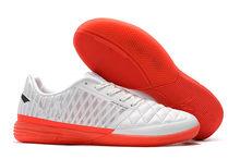 2019 en kaliteli yeni varış futbol ayakkabıları ay Gato II IC futbol cleats erkek kapalı futbol kramponları MD deri botas de fut(China)