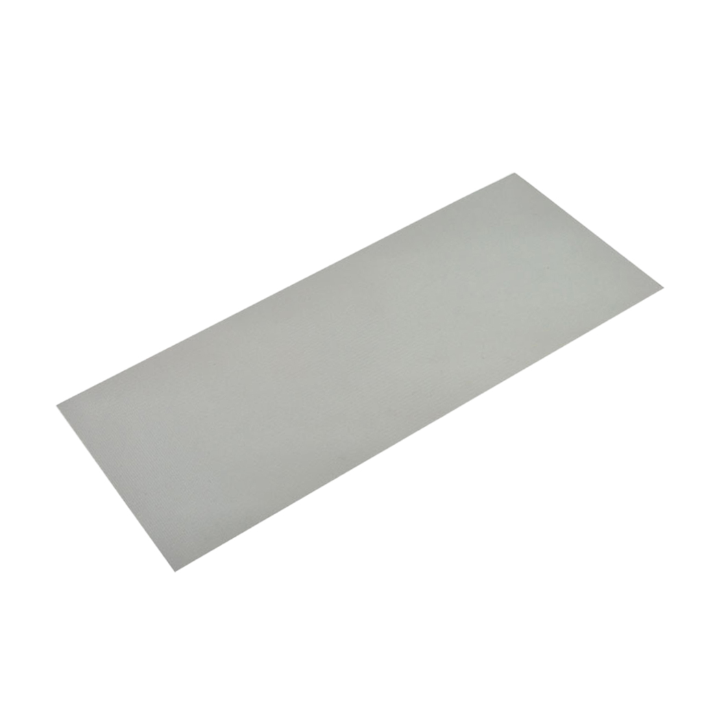 Waterproof Inflatable Boat/RIB Mid Grey PVC Repair Patch 37 X 15cm For Repair Inflatable Boats or Toys