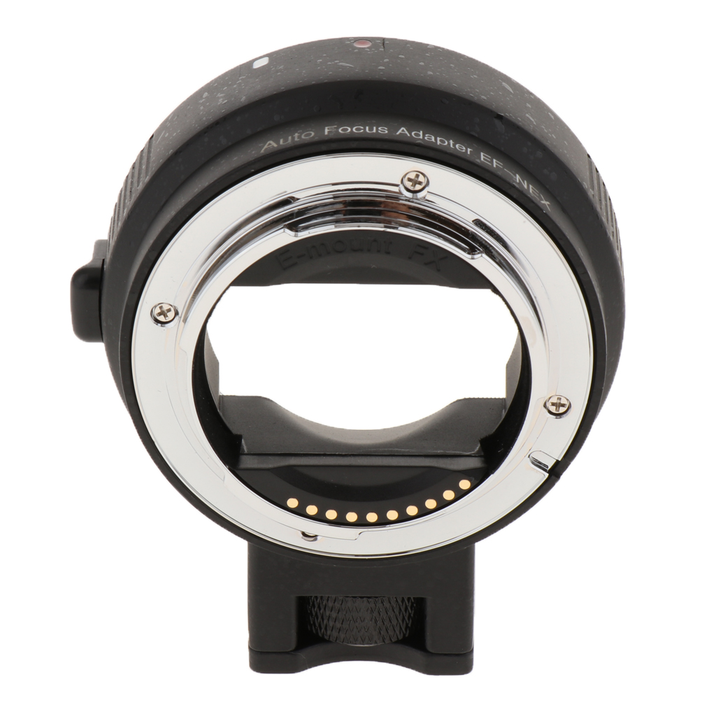 Electronic Auto Focus Adapter for Canon EOS EF EF-S Lens to For Sony E Mount Full-frame Camera Body NEX-7 6 5 A7S A7R II