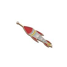 Kartun Bros Lencana Pecinta Pin Merah Anggur Botol Kaca Enamel Pin Denim Jaket Kerah Lencana Pin Kerah Pin Perhiasan Putri hadiah(China)