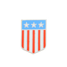 Del fumetto bandiera Nazionale serie Smalto Spilli Moda Spille Distintivi e Simboli Bag Abbigliamento Accessori Risvolto Spilli Gioielli Regali Per Gli Amici(China)